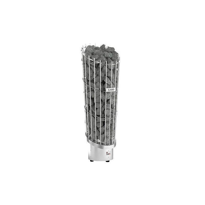 Bastuaggregat Sawo Phoenix 10,5kW, NS separat styrenhet