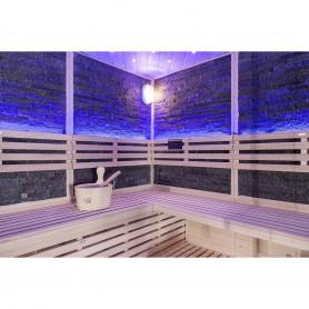 Rocky sauna  hörnbastu