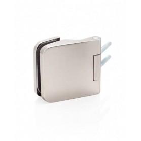 Bastudörrar storlek 7x19   Bastudörr Lux med magnetlist 7-19 Brons glas Aspkarm