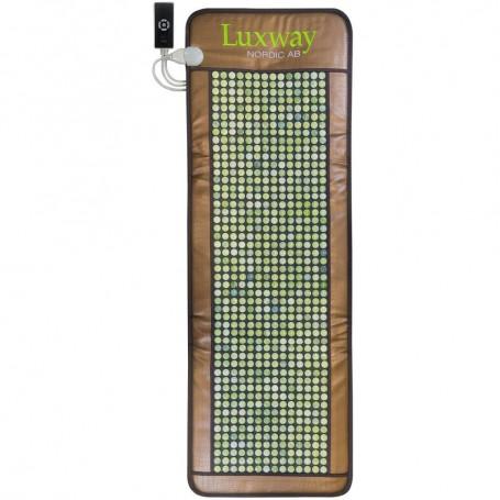Inframadrasser   Inframadrass helkropp med Jade sten   Värmemadrassens mått:Bredd : 600 mmLängd: 1800 mmJade