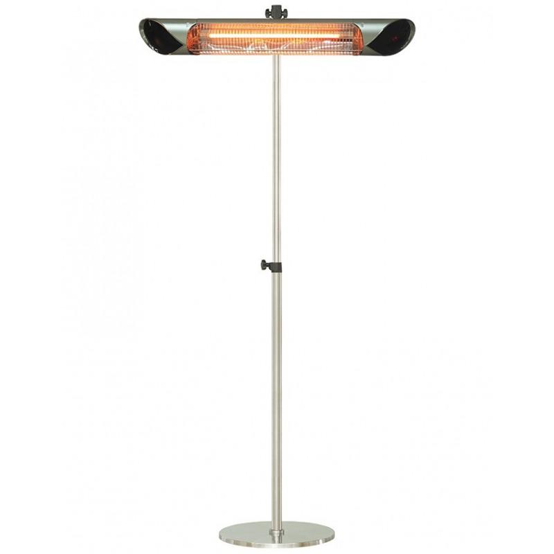 Luxway golvstativ rostfritt stål