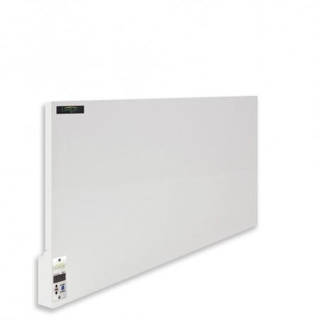 Infraröd värmepanel vit metall 400w 3590 - 1