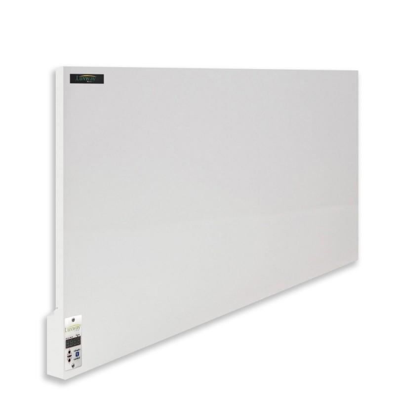 Infraröd värmepanel vit metall 700w
