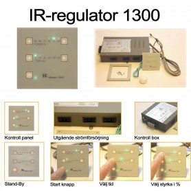 IR- Regulatorer   IR Regulator 1300
