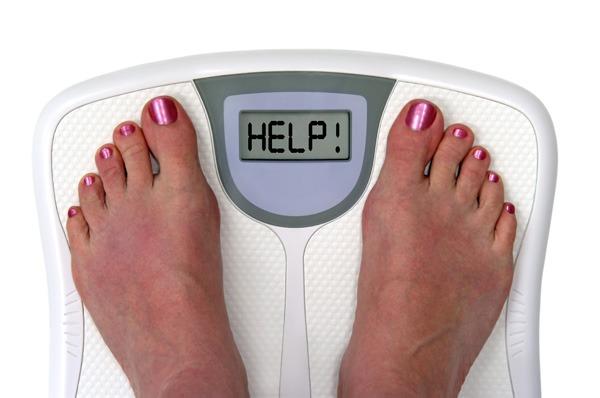 Vægtkontrol med sauna