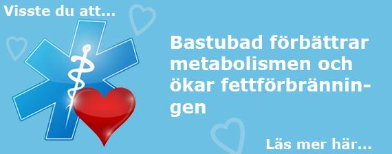 Öka metabolismen och fettförbränning med infrabastu